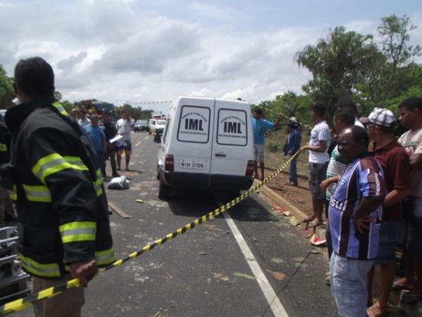 TRAGÈDIA: Grave acidente na PI 113 deixa três mortos e um ferido - Imagem 3