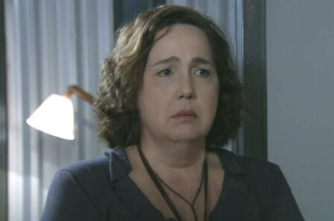 Claudia Jimenez está com pericardite e não sabe quando voltará a novela