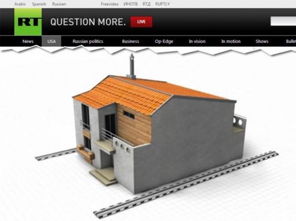 Impressora 3D gigante pode construir casa em menos de um dia