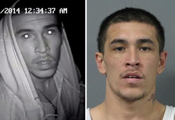 Polícia nos EUA identifica ladrão após