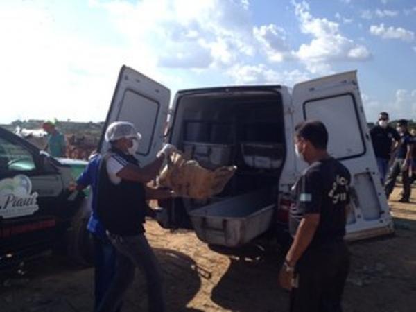 Catadora de lixo encontra corpo de recém-nascido em aterro de Teresina
