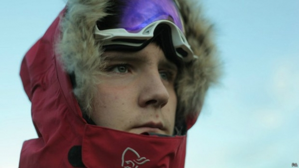 Adolescente chega ao polo sul após enfrentar temperaturas de -50ºC