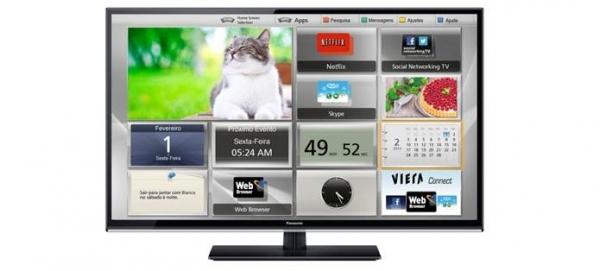 BBB 14: confira quais TVs da Panasonic estão sendo usadas por Bial e companhia