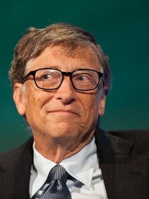 Bill Gates é quem mais ganhou dinheiro no mundo em 2013