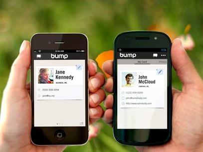 Google vai encerrar o aplicativo Bump, comprado em setembro de 2013
