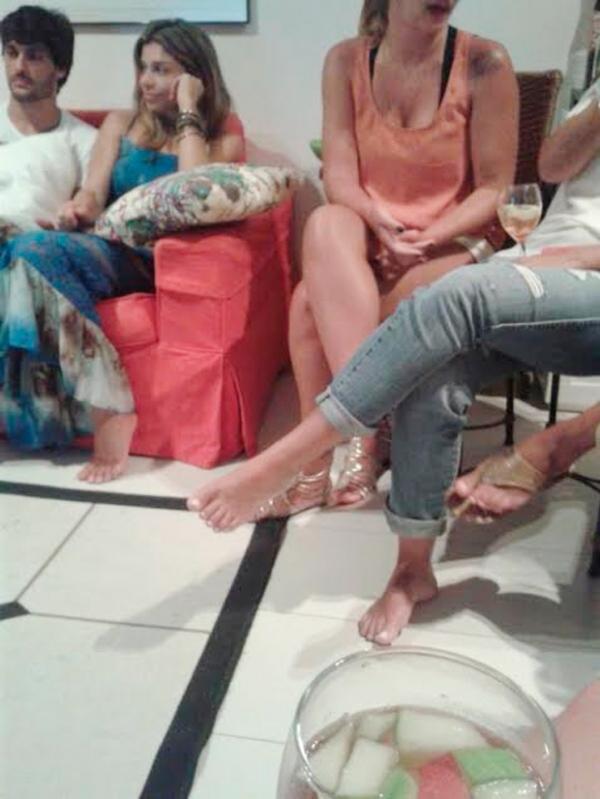 Grazi Massafera engata romance com jovem carioca: ?Estão juntos há um mês?