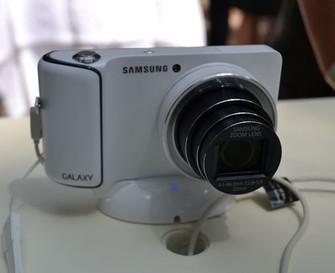 Samsung vai lançar nova Galaxy Camera, com NFC, Bluetooth e Wi-Fi