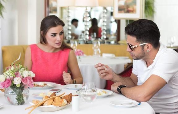 Justus, Rodrigo Faro e Marcos Mion serão padrinhos de casamento de Rayanne e Latino