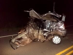 Vítima de acidente com 7 mortos avisou que motorista tinha bebido