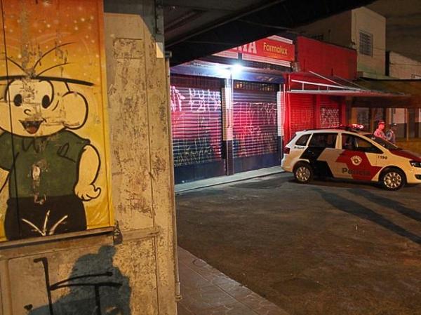 Dono de banca de jornal é morto em tentativa de assalto em São Paulo