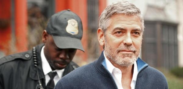 George Clooney abre sorteio para passar a noite com ele e ajudar Sudão