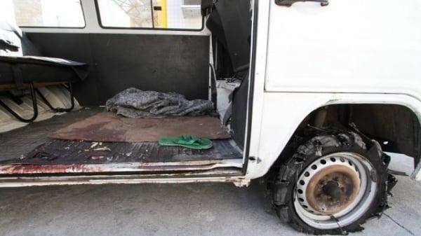 Motorista de van foi fuzilado porque não quis dar carona para traficantes