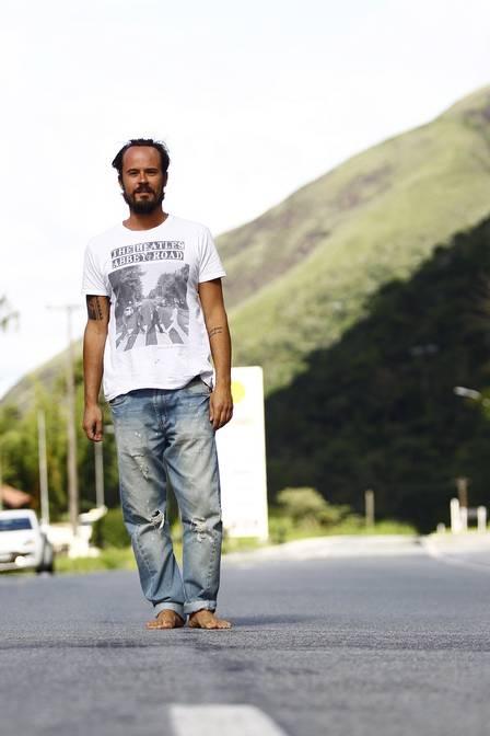 Paulo Vilhena volta à TV e fala sobre sua má fama: ?Acho que cometi alguns erros, mas graças a Deus e a mim consegui reverter?
