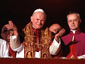 Ampola com o sangue de João Paulo II é roubada de igreja na Itália