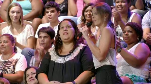Faustão chama grávida de gorda e dá fora histórico