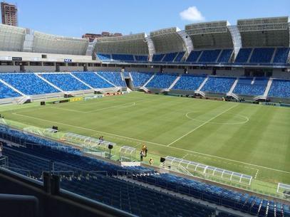 Jornal: or軋mento de est疆ios para Copa chega a R$ 8,9 bilhs