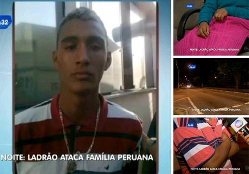 Ladrão invade casa de peruanos em SP e estupra adolescente e mulher