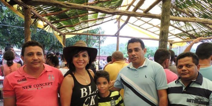 Festa do Vaqueiro na comunidade Baixa Redonda