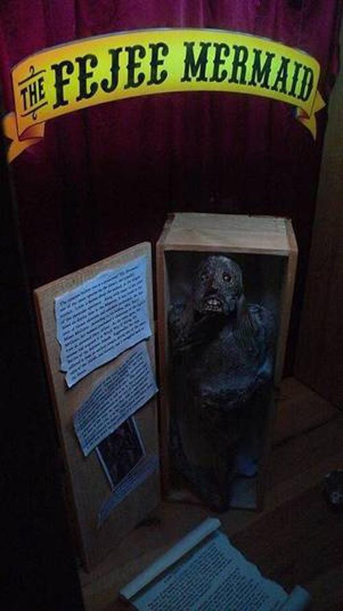 Museu mais bizarro do mundo guarda monstros, múmias e até ETs