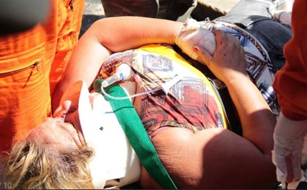 Passarela desaba sobre Linha Amarela, no Rio, e deixa quatro mortos e quatro feridos