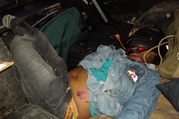 Acidente deixa vitima fatal na PI 143 em Santa Rosa PI