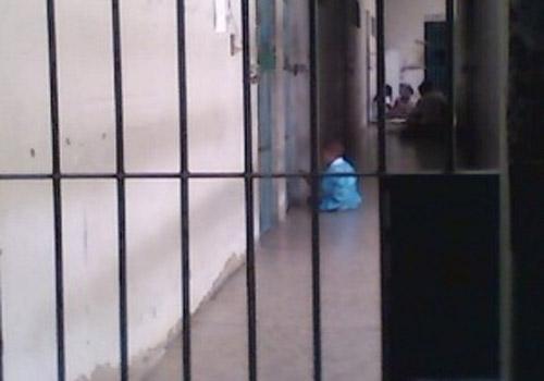 Imagens mostram bebês dentro das celas em presídio feminino de Teresina e Parnaíba no Piauí