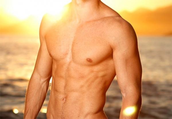 Depilação masculina: axilas sem pelos para eles