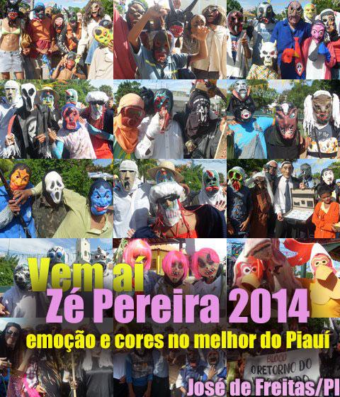 Zé Pereira: começa os preparativos para o maior pré carnaval do Piauí