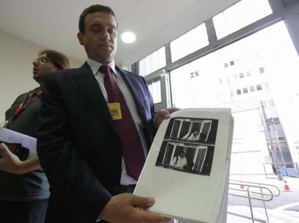 Polícia prende um dos maiores assaltantes de banco de SP