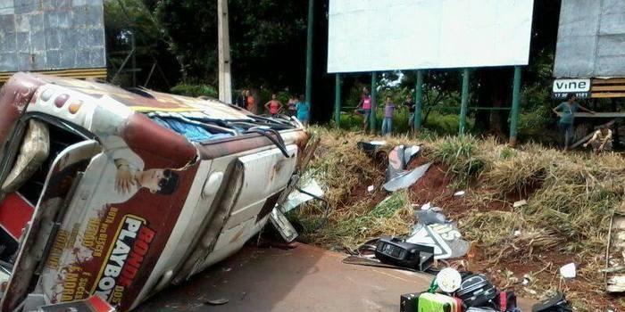 Integrante do Bonde dos Playboys morre em acidente em rodovia de MG