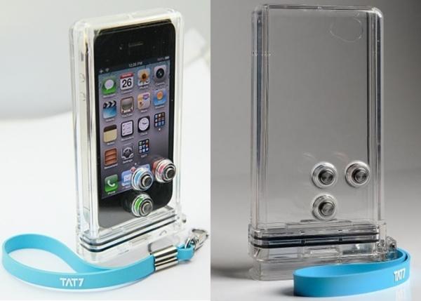 Conhe軋 as capas que deixam seu smartphone  prova d低gua