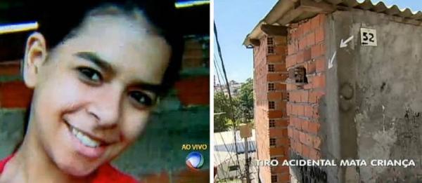 Criança mata amiga com tiro acidental na zona sul de São Paulo