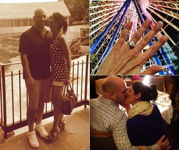 Sobrevivente da Maratona de Boston se apaixona e fica noivo de sua enfermeira
