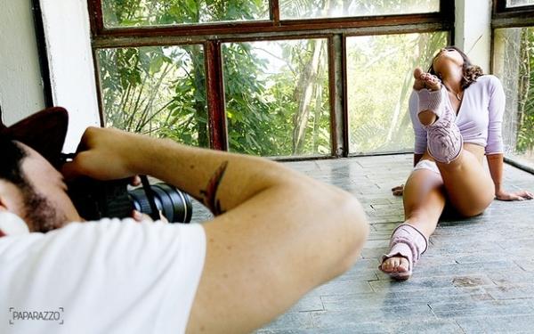No Paparazzo, Bella Maia conta que perdeu cinco quilos no