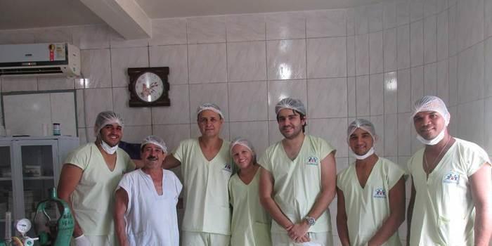 Semanalmente são realizadas Cirurgias em Cristalândia