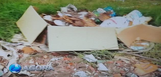 THE: moradores convivem com lama, esgotos, pedras e muita dificuldade de Saneamento Básico