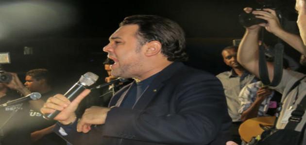 """""""Beijaço gay fortalece candidatura presidencial"""", diz Marco Feliciano"""