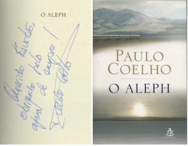 Faustão cria a maior saia justa com Paulo Coelho por livro autografado