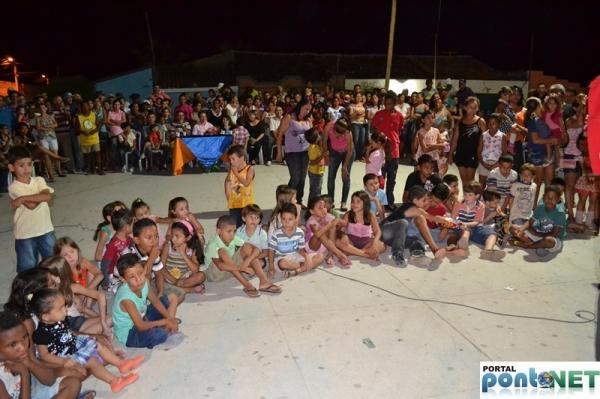 MASSAPÊ: Prefeitura promove festa dos Reis com apresentação cultural do Grupo de Reisado - Imagem 10