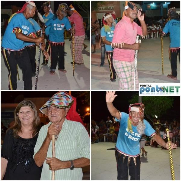 MASSAPÊ: Prefeitura promove festa dos Reis com apresentação cultural do Grupo de Reisado - Imagem 17