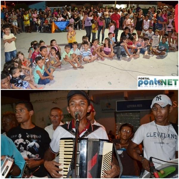 MASSAPÊ: Prefeitura promove festa dos Reis com apresentação cultural do Grupo de Reisado - Imagem 4