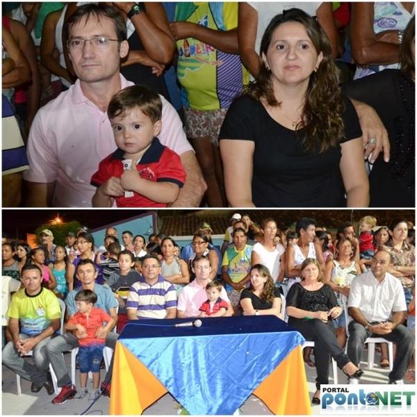 MASSAPÊ: Prefeitura promove festa dos Reis com apresentação cultural do Grupo de Reisado - Imagem 3