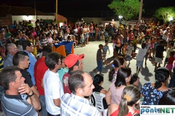 MASSAPÊ: Prefeitura promove festa dos Reis com apresentação cultural do Grupo de Reisado - Imagem 11