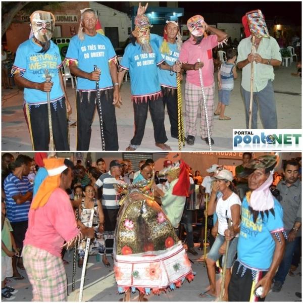 MASSAPÊ: Prefeitura promove festa dos Reis com apresentação cultural do Grupo de Reisado - Imagem 2
