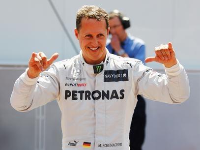 Com Schumacher em estado crítico, staff adota sigilo total sobre tratamento