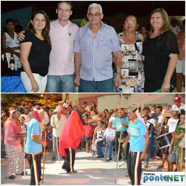 MASSAPÊ: Prefeitura promove festa dos Reis com apresentação cultural do Grupo de Reisado - Imagem 8