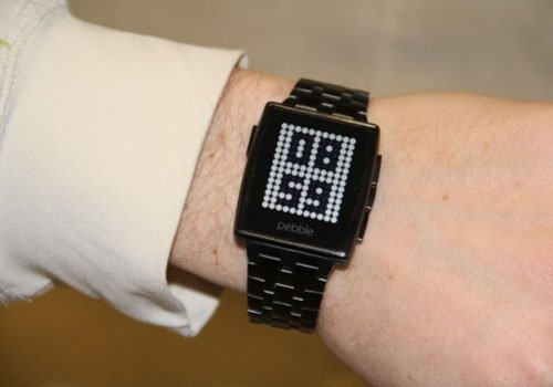Relógio inteligente Pebble vai ganhar uma versão mais discreta