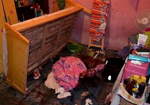 Homem mata noiva a facadas e esconde corpo embaixo da cama em Mauá