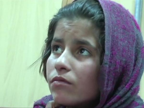 Menina afeg conta como quase foi for軋da a se explodir pelo Talib