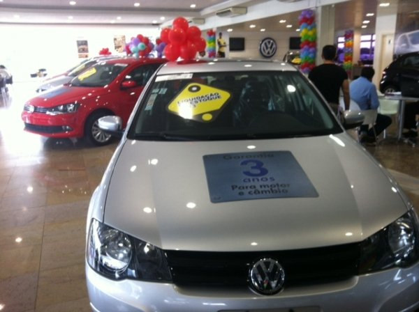 Começou a Liquidação de Estoque 2013 das marcas  Volkswagen, Chevrolet, Renault e Nissan